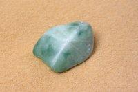 翡翠の漂石(標石)
