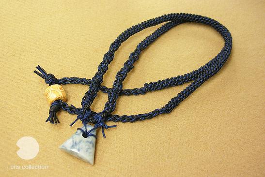 画像1: 青海の垂飾(アトゥイ)